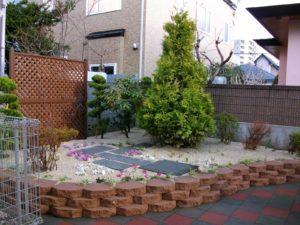 小村邸 庭園改修工事